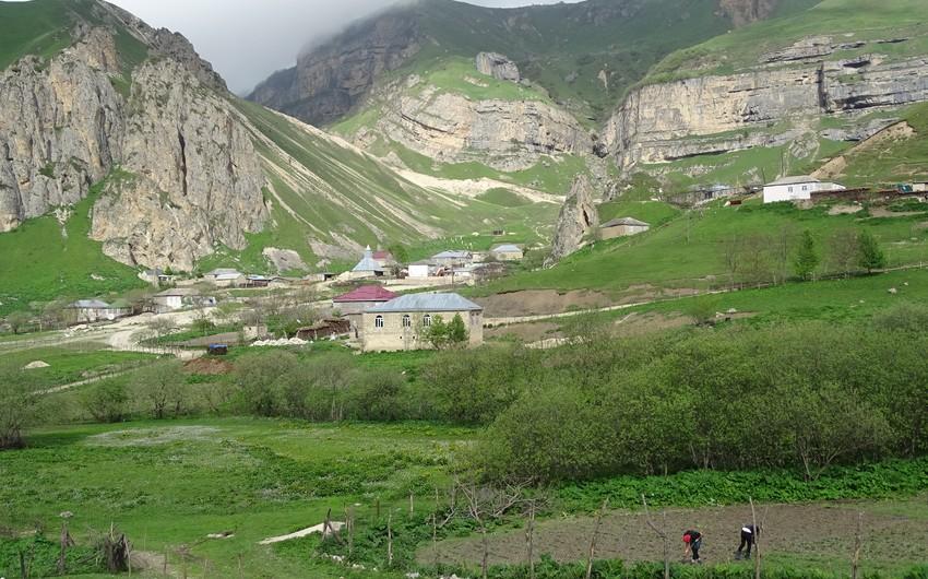 Laza kəndinin turizm marşrutu olaraq əhəmiyyəti genişləndirilir