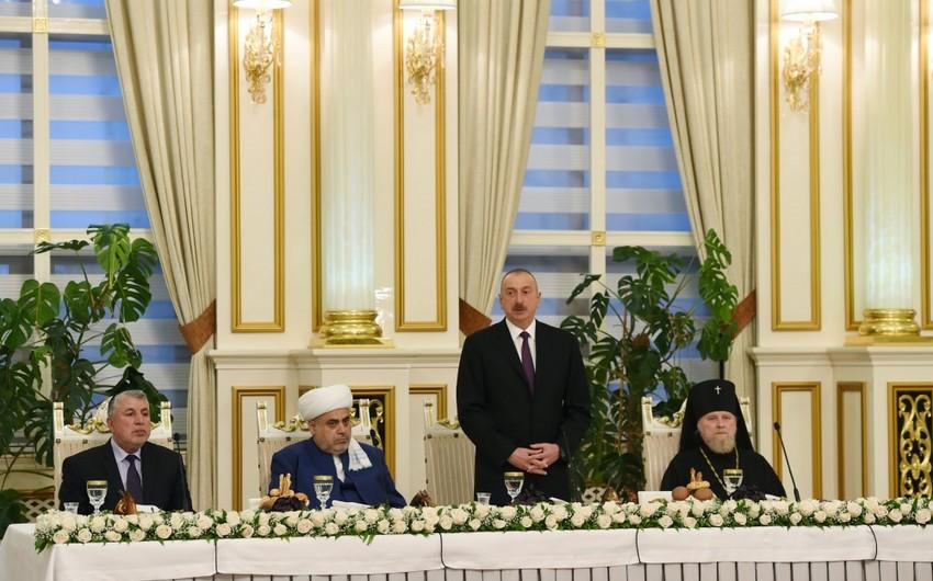 Azərbaycan Prezidenti: İşğaldan azad ediləcək bütün əraziləri qısa müddət ərzində bərpa edəcəyik