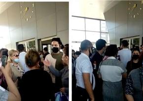 Сокращение количества поездов Баку-Сумгайыт привело к плотности пассажиропотока