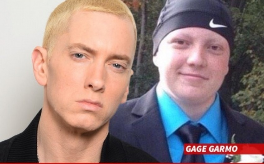 Eminem ölümcül xəstə pərəstişkarını ziyarət edib