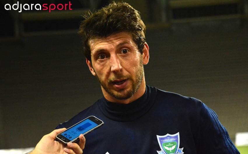 Капитан Самтредиа: Мы знаем, что Карабах является клубом высокого уровня