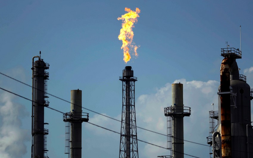 Azerbaijan increases gas production by more than 5%