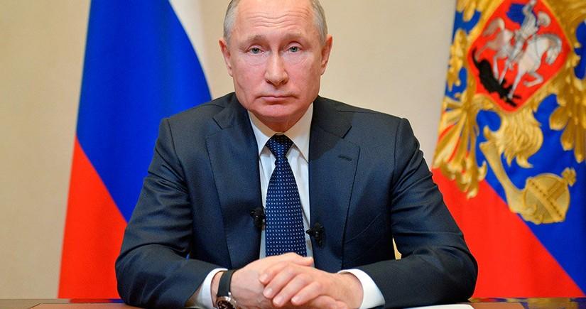 Владимир Путин: Потеря территорий Азербайджана не может длиться вечно