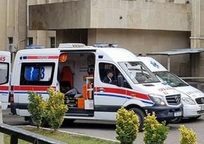 Автокатастрофа в Бинагадинском районе Баку: 5 пострадавших