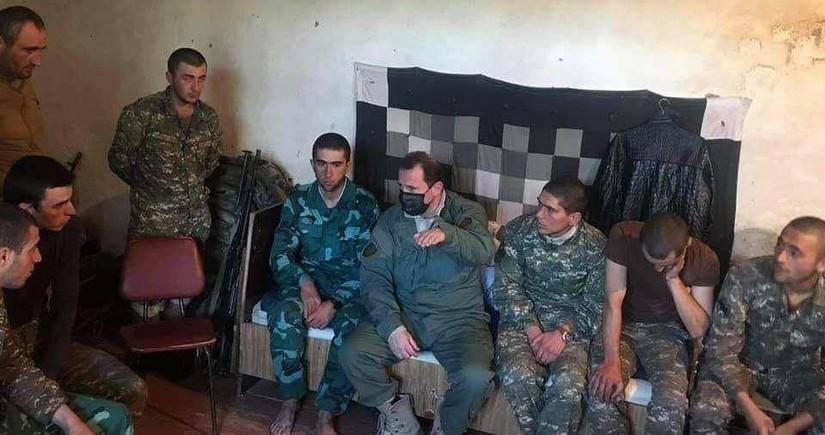 """Erməni """"feyk""""inin pərdəarxası: """"PKK təxribatı""""..."""