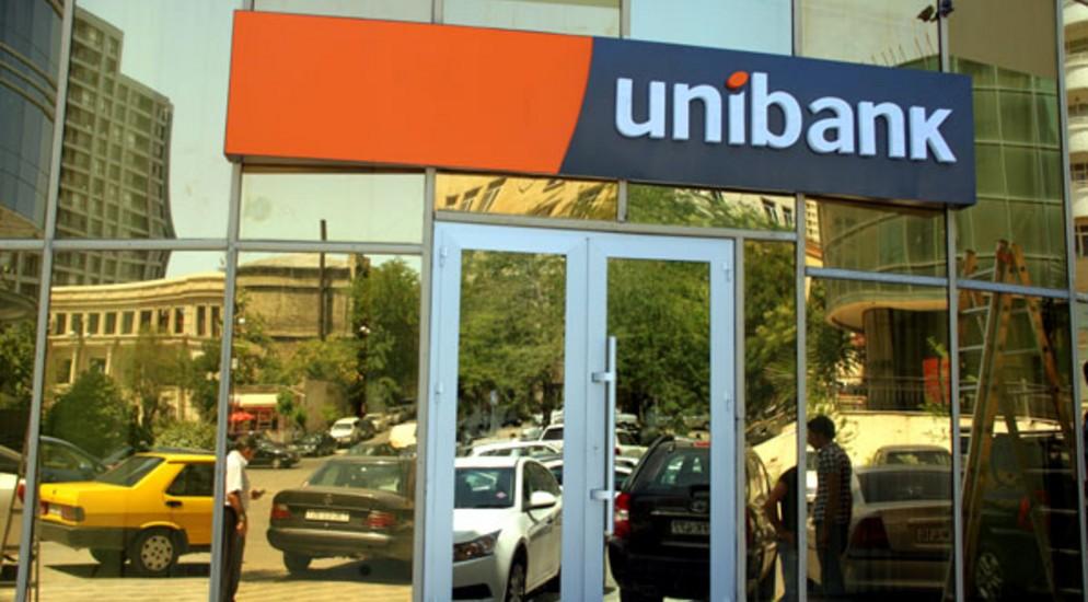 Unibank Mustərilərinin Məzənnə Itkilərini Oz Uzərinə Goturub