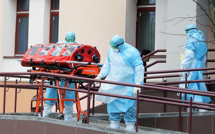 Belarusda koronavirusa yoluxanların sayı 66 200-ü ötdü
