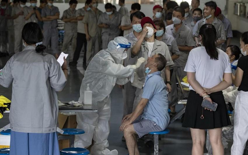 Uhan şəhərinin əhalisi 5 gün ərzində test olunub
