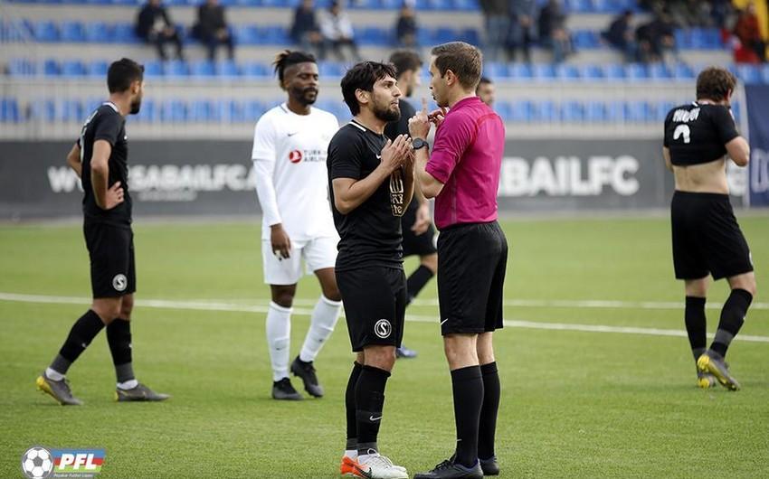 AFFA İntizam Komitəsi Səbail - Neftçi oyununda baş verənlərlə bağlı qərarını açıqlayıb