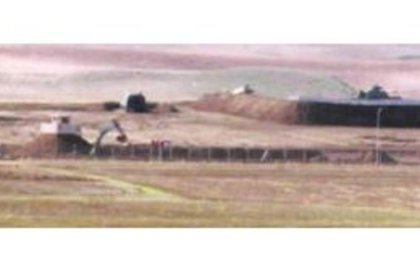Türkiyənin İraqdakı hərbi bazasının görüntüləri yayılıb