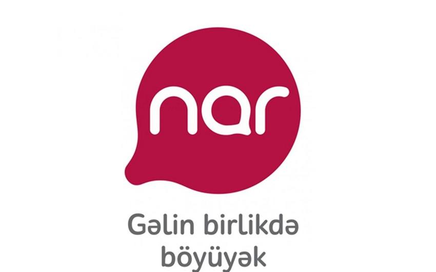 """Türkiyə və İranda rouminqdə olan """"Nar"""" istifadəçiləri internet bonusu qazanacaqlar"""