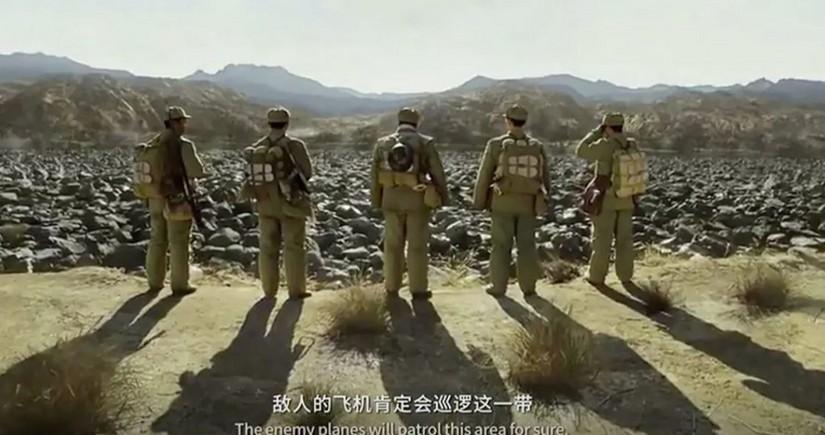 Китайская военная драма стала самым кассовым фильмом в этом году