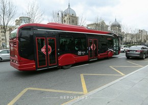 Bakıda avtobus marşrutlarının informasiya sistemi hazırlanacaq