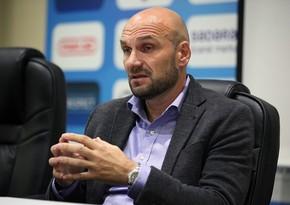 Sabah klubu baş məşqçisi ilə vidalaşdı