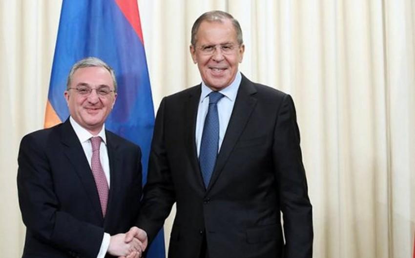 Главы МИД России и Армении обсудили нагорно-карабахское урегулирование