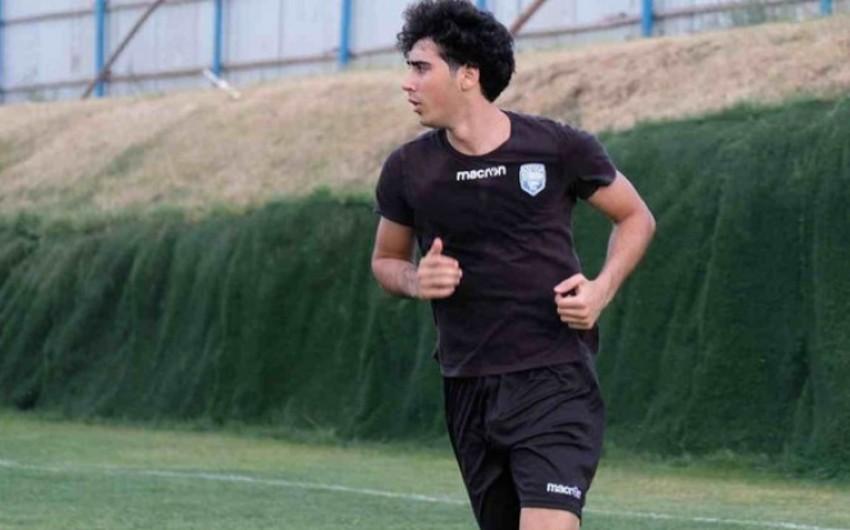 """Millinin futbolçusu: """"Xaricdən təklif gəlsə mütləq dəyərləndirəcəm"""""""