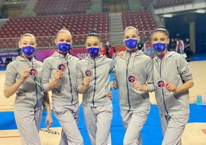 Azerbaijani graces claim World Cup silver