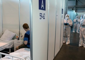 Russia sees over 17,000 new COVID cases