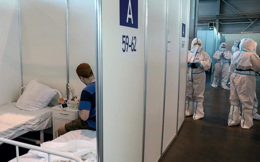 В России выявили более 17 тысяч случаев заражения коронавирусом за сутки