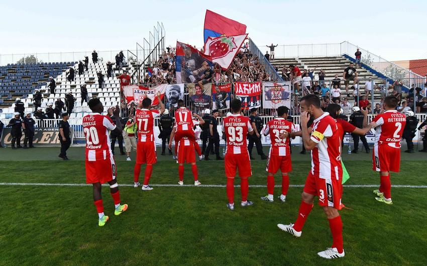 Матч чемпионата Сербии по футболу был прерван из-за беспорядков на стадионе