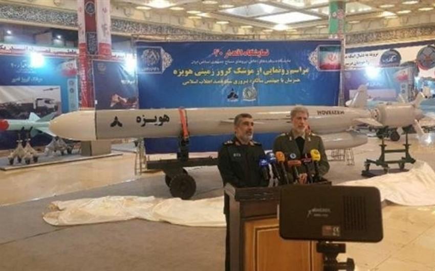 İran yeni uzaq mənzilli raketini təqdim edib