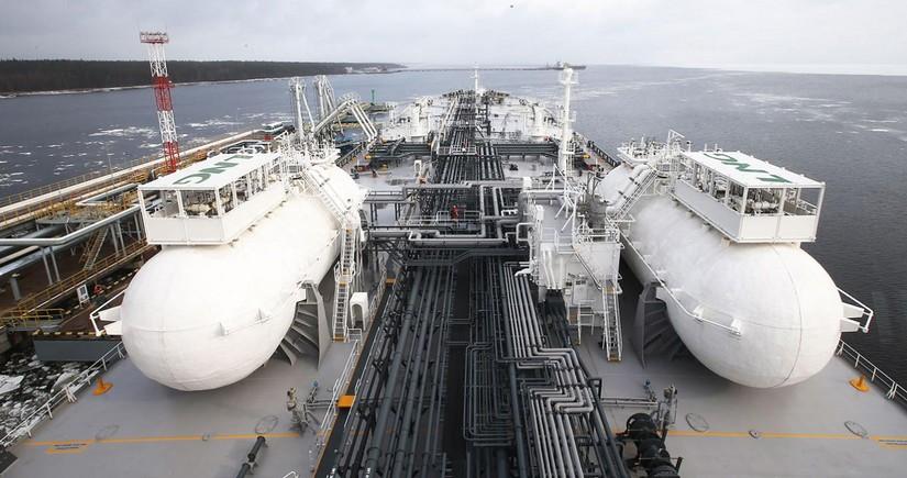 Китай обогнал Японию по объемам импорта СПГ