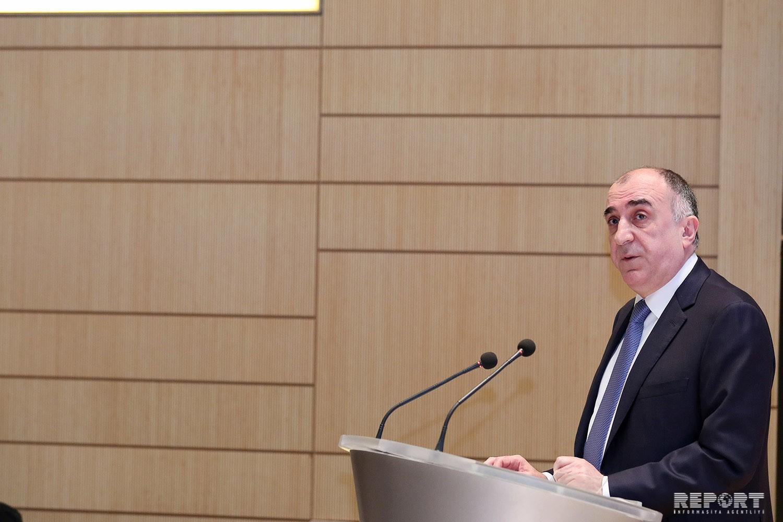 Эльмар Мамедъяров: Внешнеполитический курс Азербайджана имеет сбалансированный и инклюзивный характер