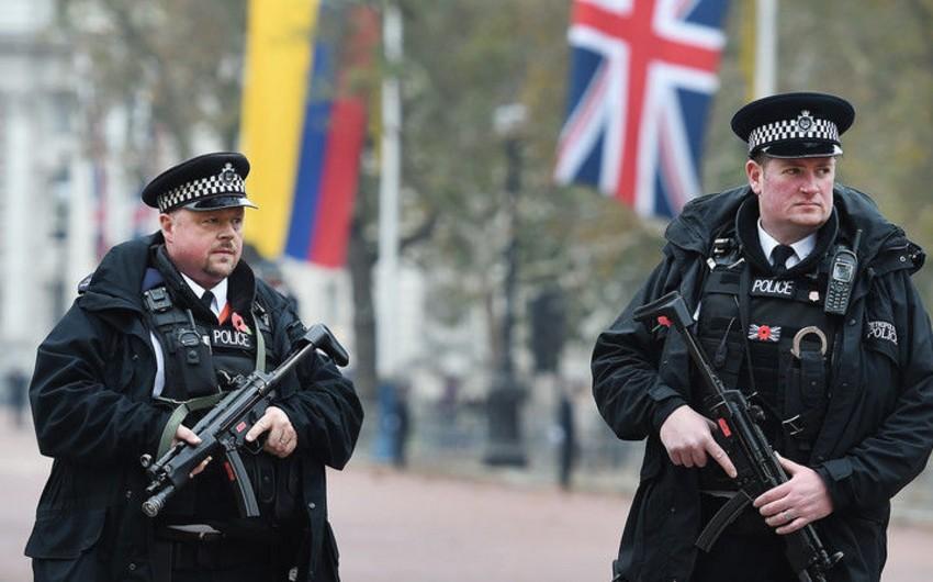 Londonda terror aktı hazırlamaqda şübhəli bilinən iki nəfər saxlanılıb