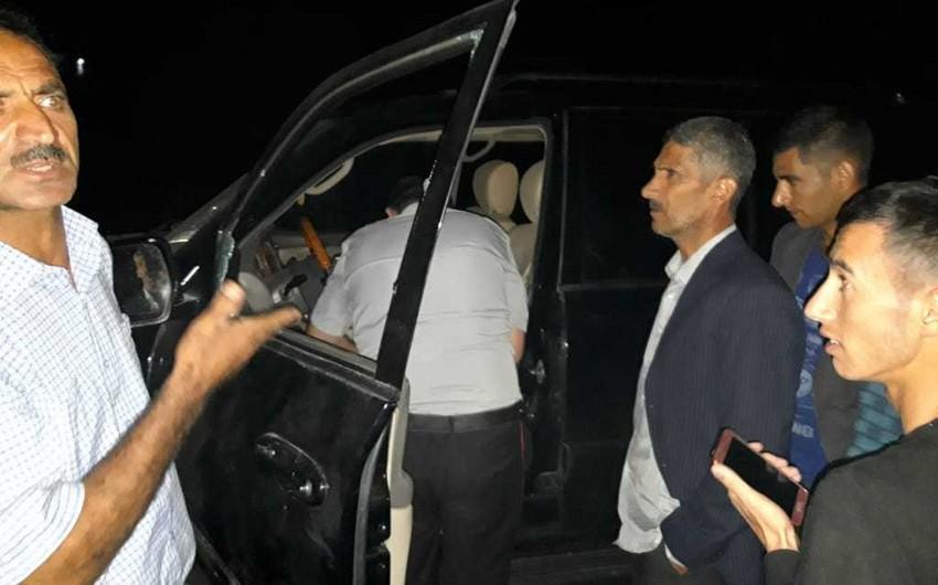 Kürdəmir sakininin avtomobili qarət olunub