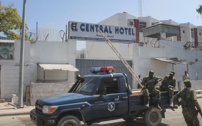 Somalia: Armed militants attack hotel