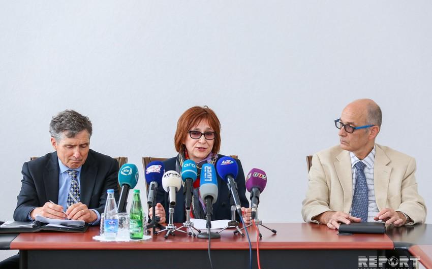 Yelena Rostropoviç: Atamın 2003-cü ildə Heydər Əliyev ilə başladığı işi davam etdirmək istəyirəm