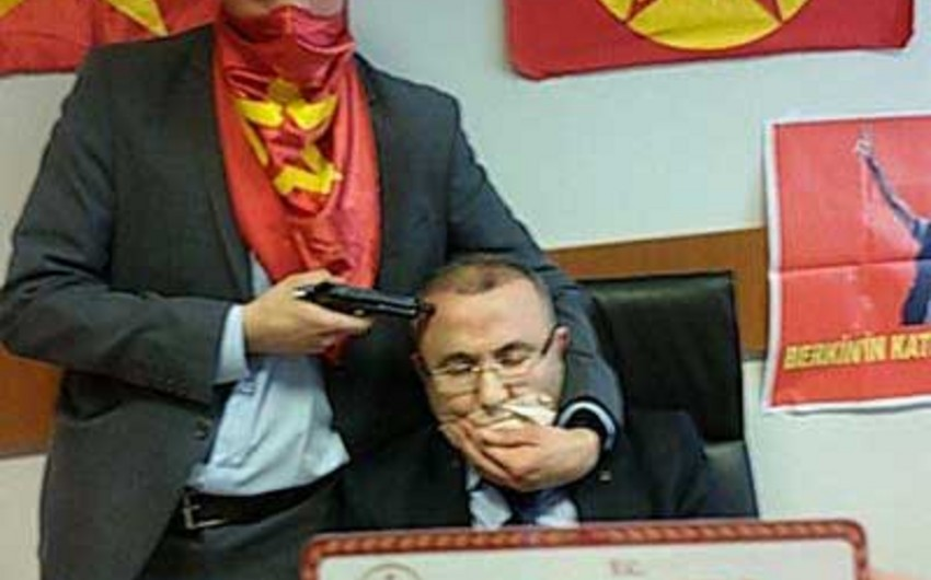 İstanbul prokuroru girov götürülüb - FOTO