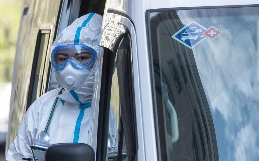 Moskvada koronavirus qurbanlarının sayı 4 900-ü ötdü