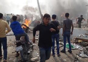 Suriyada 28 nəfərin ölümü ilə nəticələnən terror aktının təşkilatçıları məlum oldu