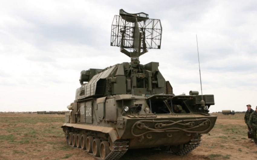 """Rusiya Ermənistana """"Tor"""" zenit-raket kompleksi verəcək"""