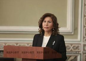 Бахар Мурадова: В Азербайджане предпринимаются важные шаги по привлечению девочек к образованию