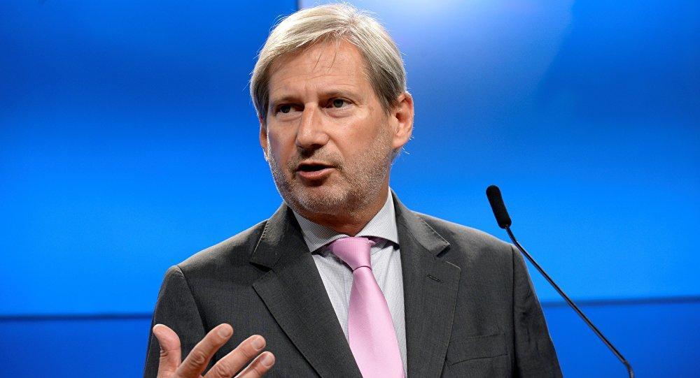 Комиссар ЕС: Мы продолжим поддержку реформ в Азербайджане