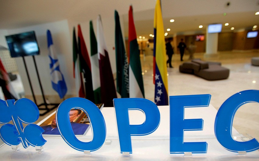 OPEC sentyabrda hasilatı azaldıb