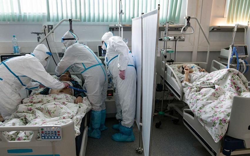 Rusiyada koronavirusa yoluxanların sayı7 084284nəfərə çatıb