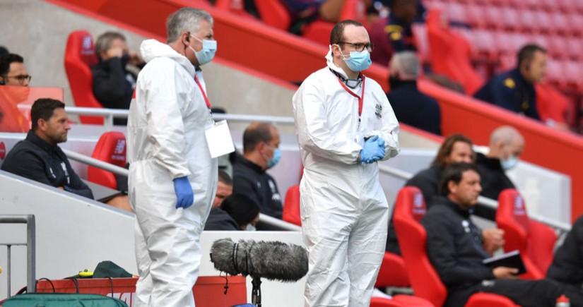 В Английской премьер-лиге обнаружили 16 новых случаев заражения