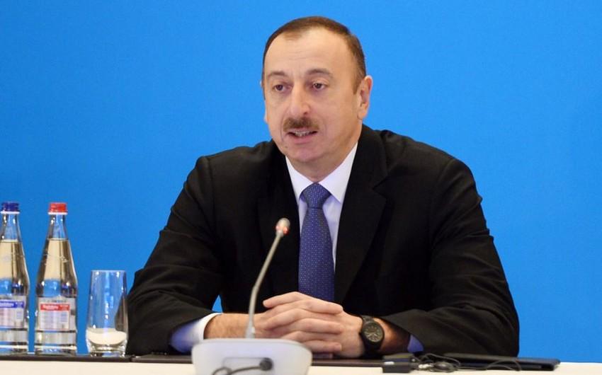 President Ilham Aliyev: Development of sport in Azerbaijan testifies for our general development