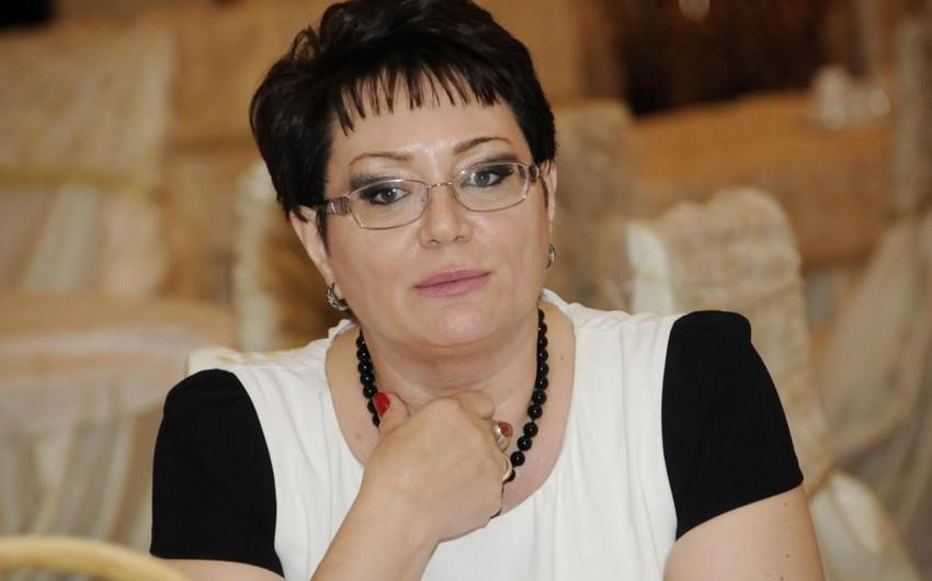 Elmira Axundova Mixeil Saakaşvili ilə görüşüb
