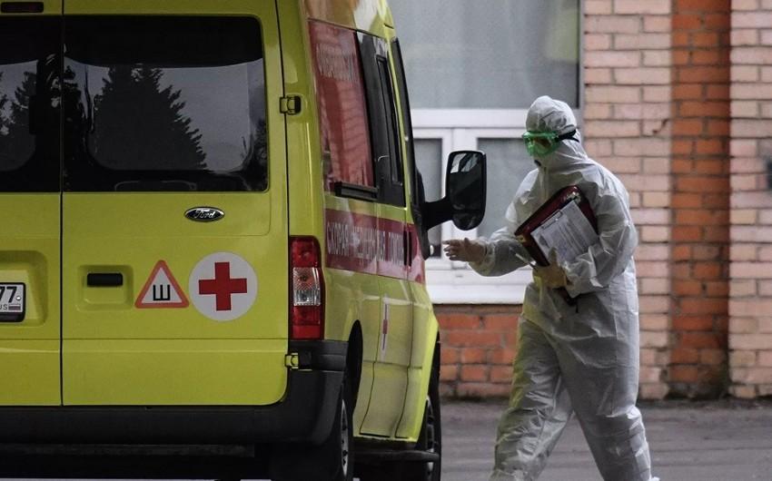 Moskvada bir gündə koronavirusdan 73 nəfər ölüb