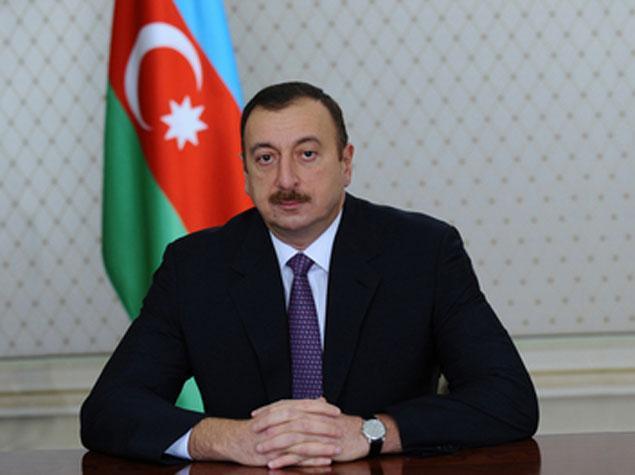 Azərbaycan Prezidenti İsveçrə Konfederasiyasının yeni seçilmiş prezidentini təbrik edib
