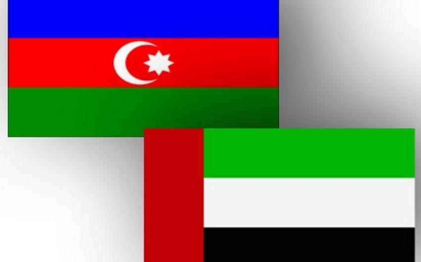 Azərbaycan səfiri BƏƏ-nin dövlət naziri ilə görüşüb