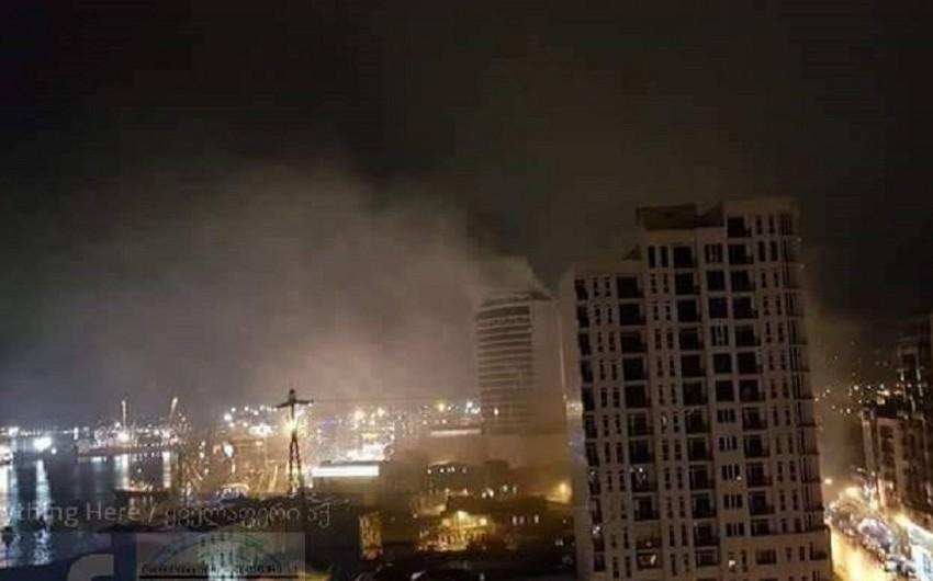 Baş konsul: Batumi otelində yanğın zamanı ölən və yaralananlar arasında azərbaycanlı yoxdur - YENİLƏNİB