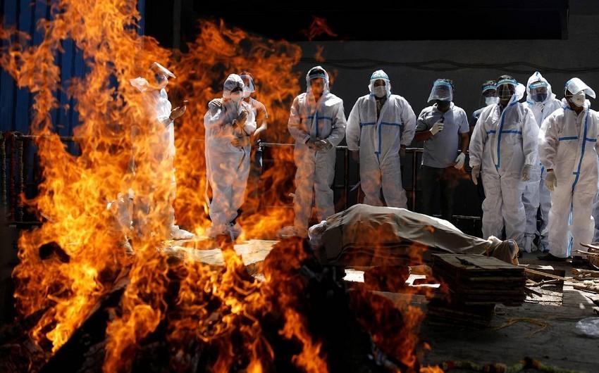 Hindistanda virusdan ölənlərin sayı 303 mini ötüb