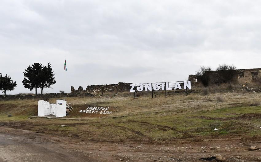 Reforestation process begins in Karabakh