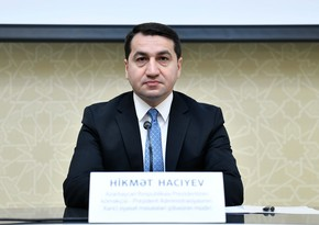 Hikmət Hacıyev: Diplomatik missiyalar hücum hədəfi olmamalıdır