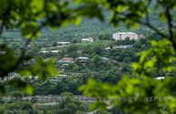 Picturesque nature of Karabakh, which suffered from Armenian vandalism